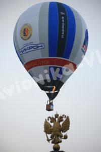 Подняться на воздушном шаре
