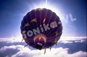 Полеты на воздушном шаре спб