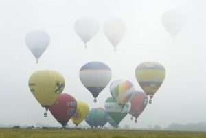 Экскурсии на воздушном шаре