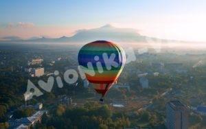 Полет на воздушном шаре недорого